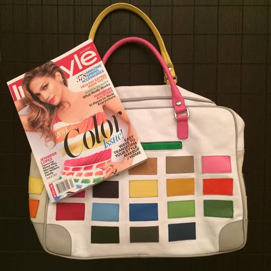 InStyle – April's Flying Colors
