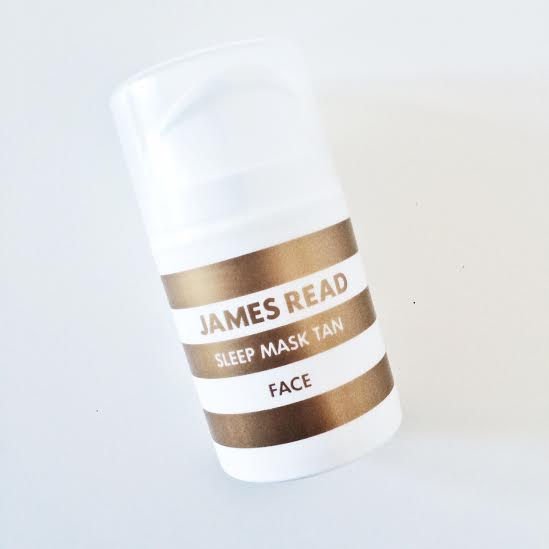 Overnight Delivery – James Read Sleep Mask Tan