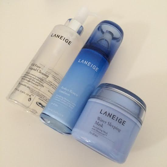 Body and Seoul – LANEIGE: Water Sleeping Mask + more!