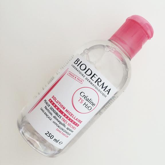 bioderma cleansing water crealine h20 ts solution micellaire review inhautepursuit
