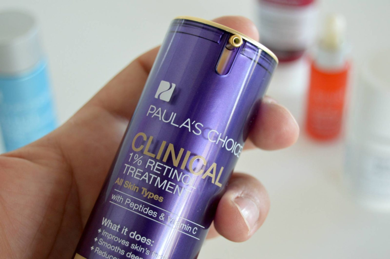 Survey Says… – Paula's Choice Clinical 1% Retinol Treatment
