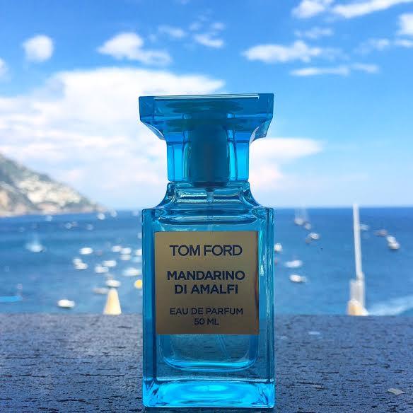 Italian conoSCENTi – TOM FORD Mandarino di Amalfi Eau de Parfum