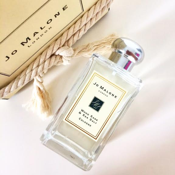 Cliff Notes – NEW Jo Malone London Wood Sage & Sea Salt