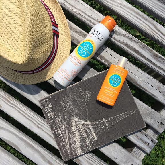 Do you SUNcare? – L'ORÉAL PARIS Silky Sheer BB Lotion & Quick Dry Sheer Finish Spray