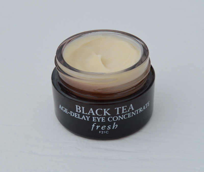 fresh black tea serum review