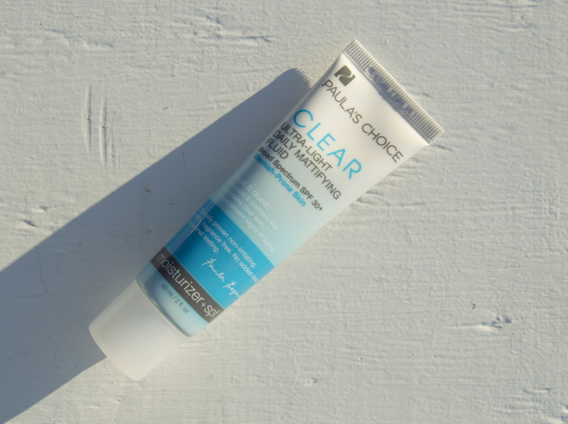 Let's Be CLEAR – Paula's Choice Clear Ultra-Light Daily Mattifying Fluid SPF 30+