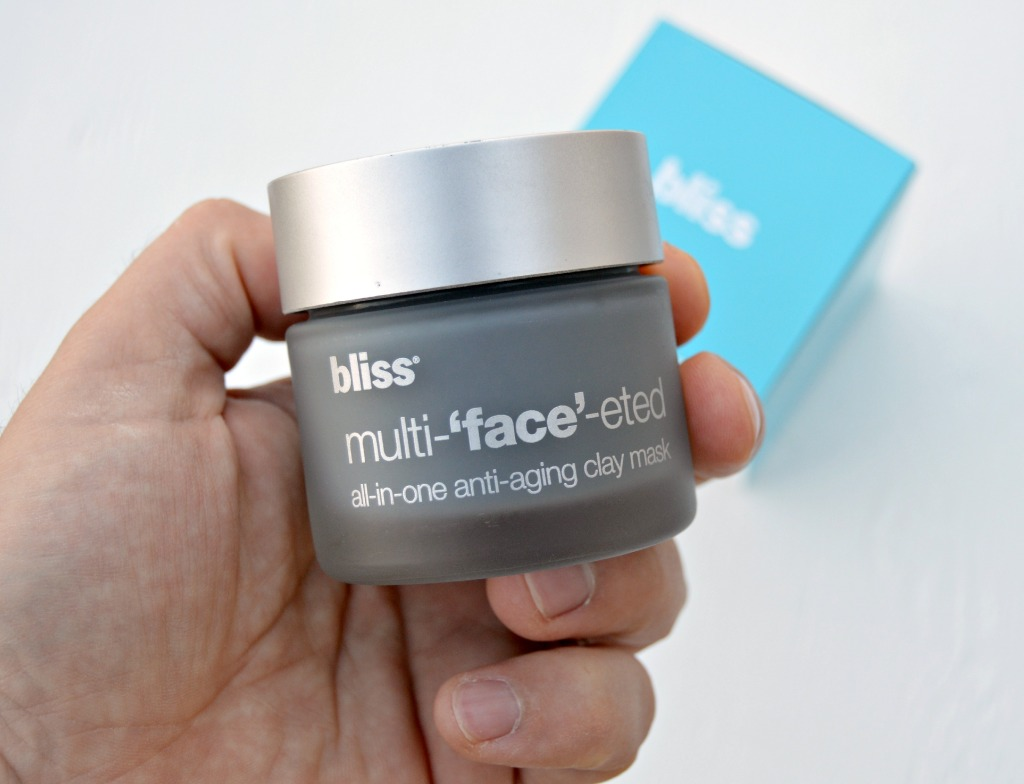 Masker of Ceremonies – BLISS Multi-'Face'-Eted Clay Mask