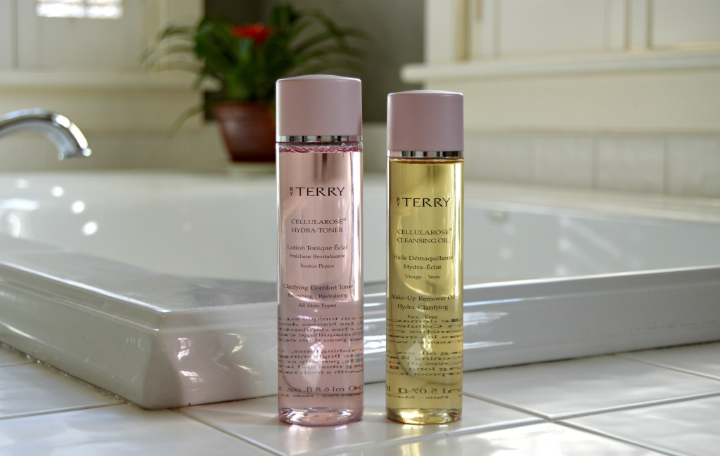 A Bed of Roses – BY TERRY Cellularose Cleansing Oil and Hydra-Toner