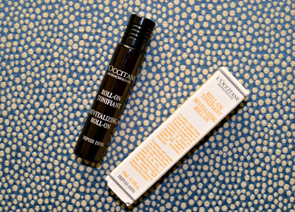 What Keeps YOU Going? – L'OCCITANE Aromachologie Revitalizing Roll-On
