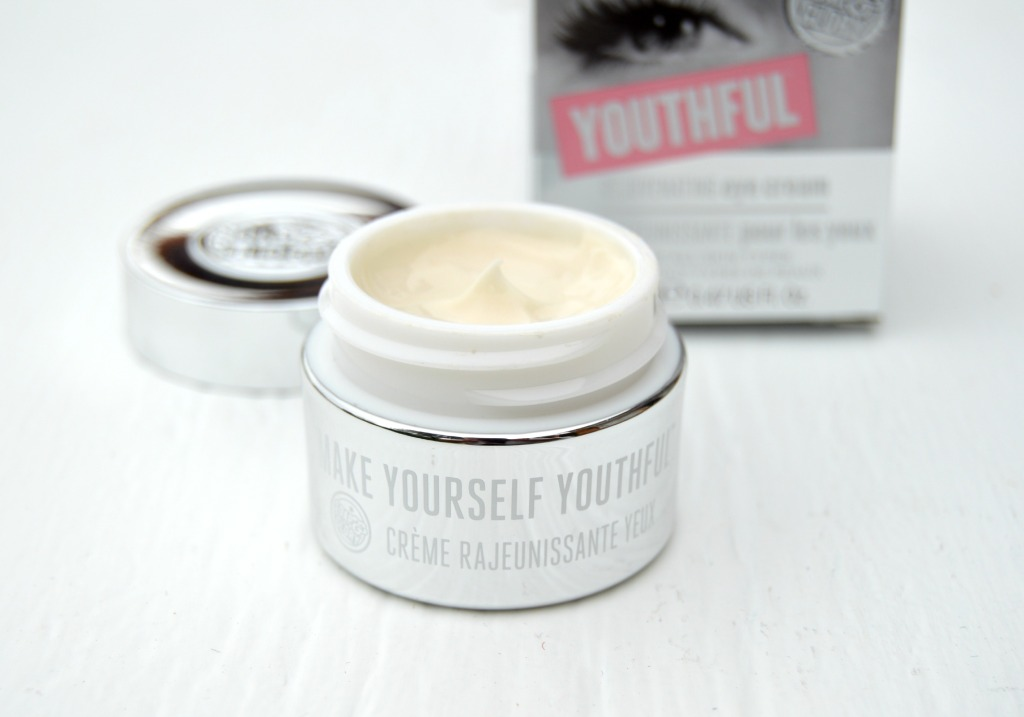 Happy Fr-EYE-day! – Soap & Glory Make Yourself Youthful Rejuvenating Eye Cream