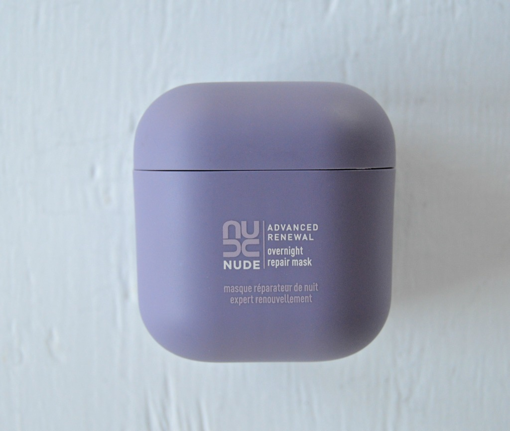 All Night Long – NUDE Skincare Overnight Repair Mask