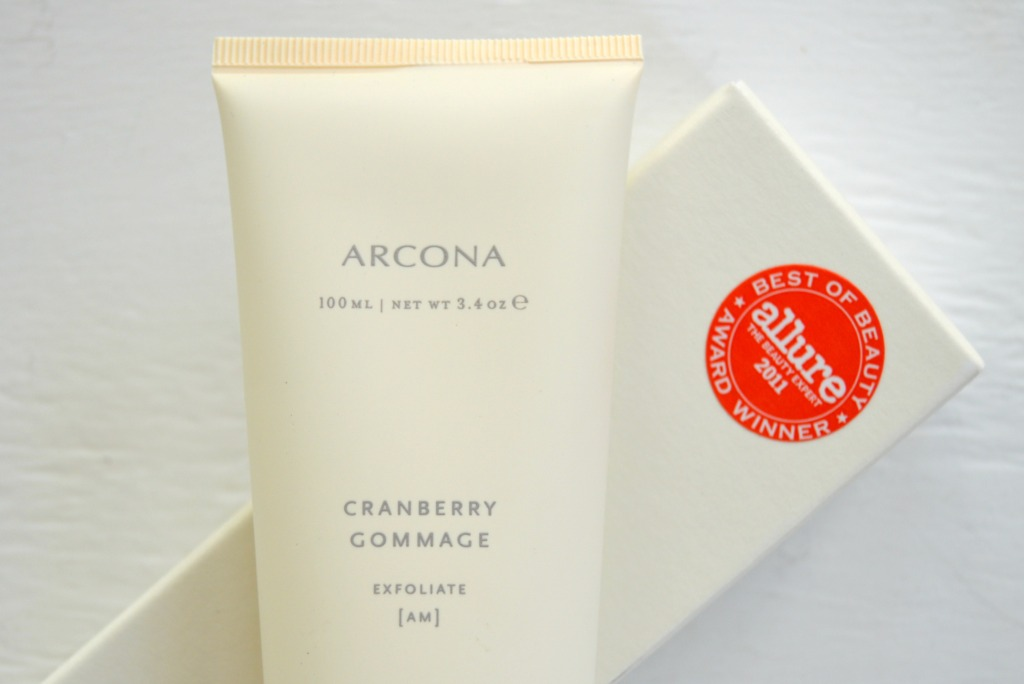 Morning Revival – ARCONA Cranberry Gommage