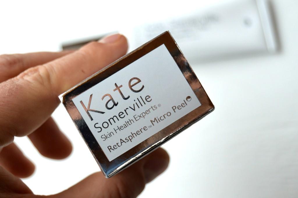 Kate Somerville RetAsphere Micro Peel – Glycolic + Retinol = <3