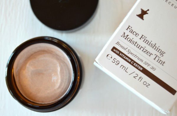 perricone md finishing moisturizer review