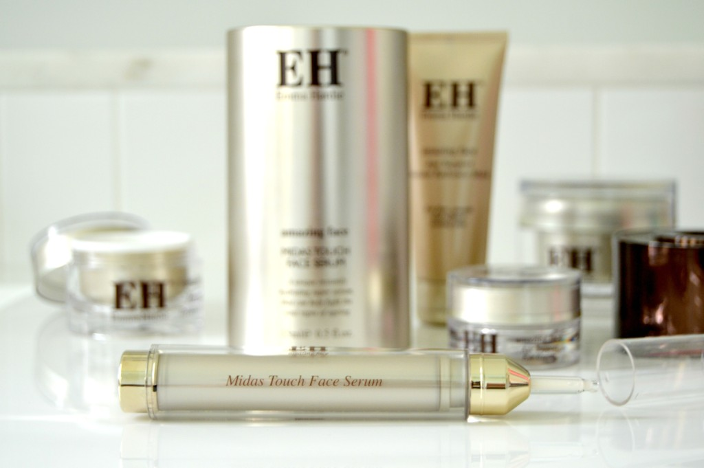 Emma Hardie Midas Touch Serum, Instant Radiance Mask & Age Support Treatment Cream