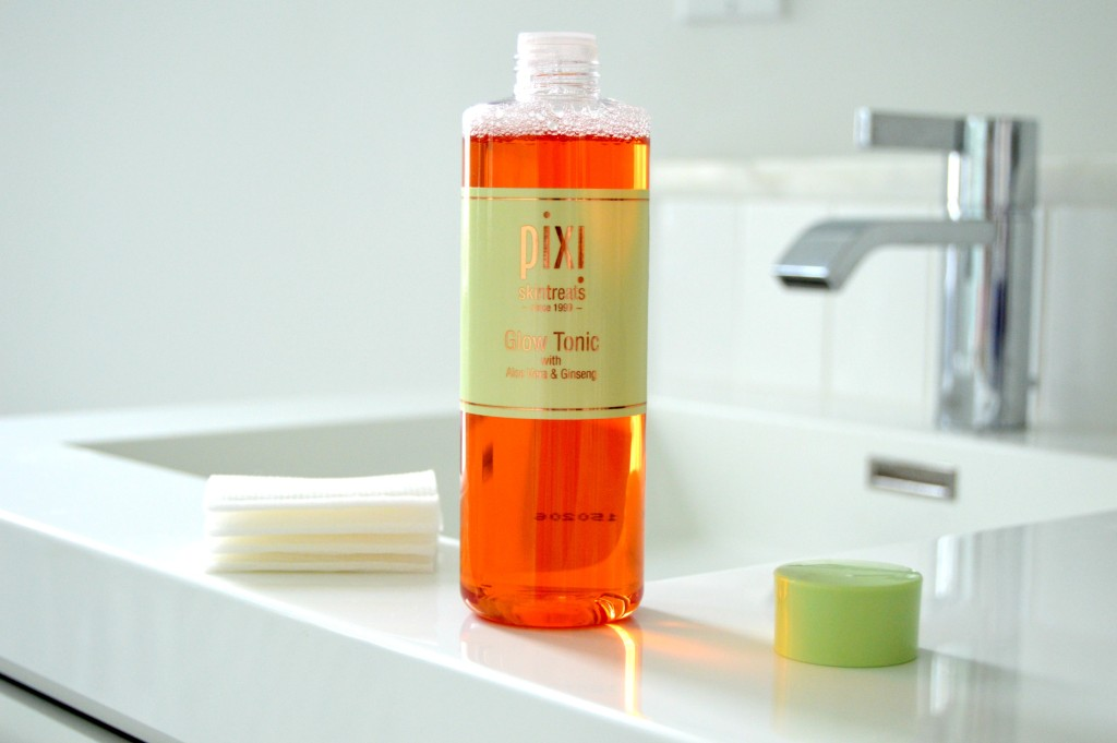 Do you need a toner? Obviously. – Glow Tonic from Pixi