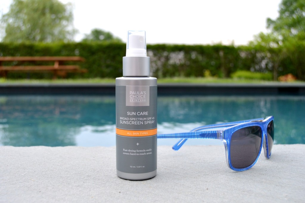 Paula's Choice Broad Spectrum SPF 43 Sunscreen Spray