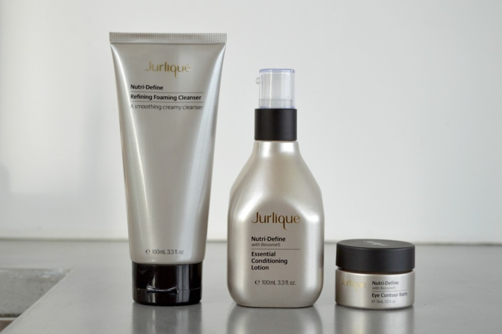 *NEW* Jurlique Nutri-Define –  Refining Foaming Cleanser, Essential Conditioning Lotion & Eye Contour Balm