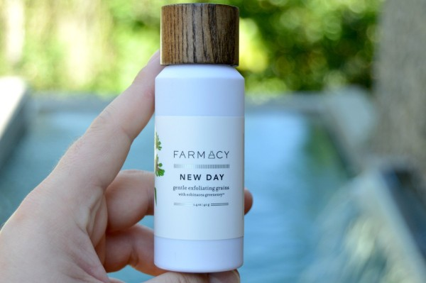 farmacy new day sephora gentle exfoliating grains review inhautepursuit
