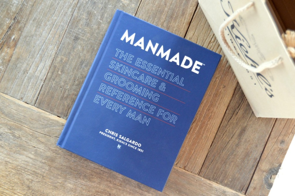 MANMADE™ The Essential Skincare & Grooming Reference For Every Man by Chris Salgardo – President, Kiehl's  Since 1851