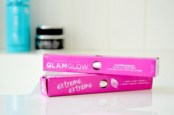 GLAMGLOW PLUMPRAGEOUS Matte and Gloss Lip Treatment