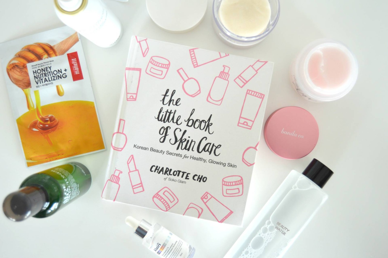 'The Little Book of Skincare' + Soko Glam = #kbeauty everything