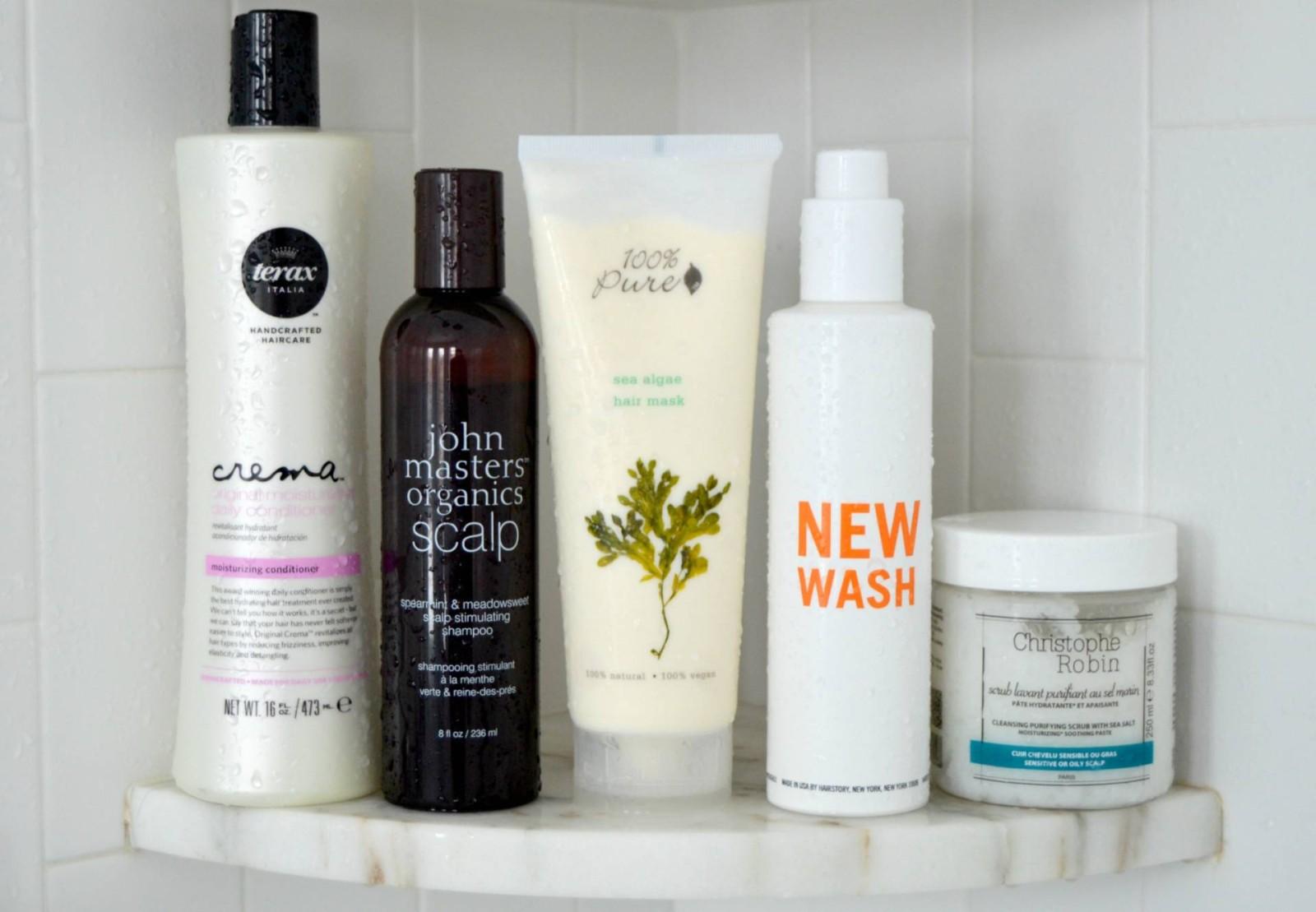 Wash & Go – Shampoo / Conditioner Spring Edit