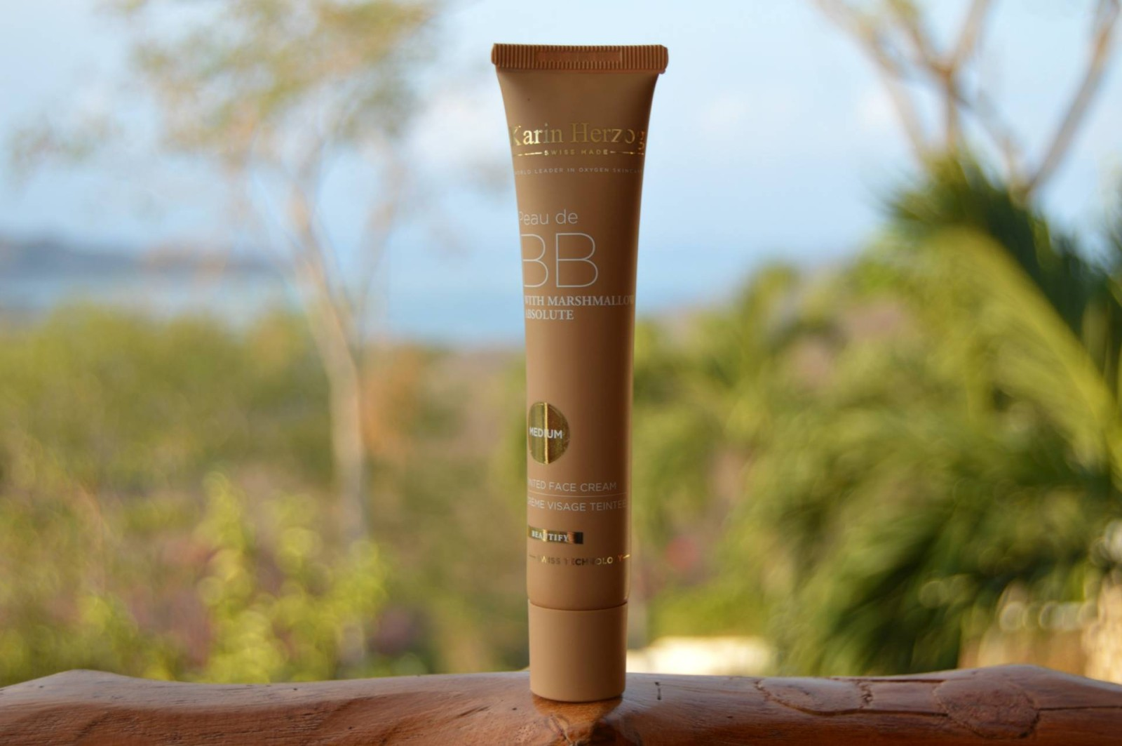 *NEW* Karin Herzog Peau de BB Cream with Marshmallow Absolue