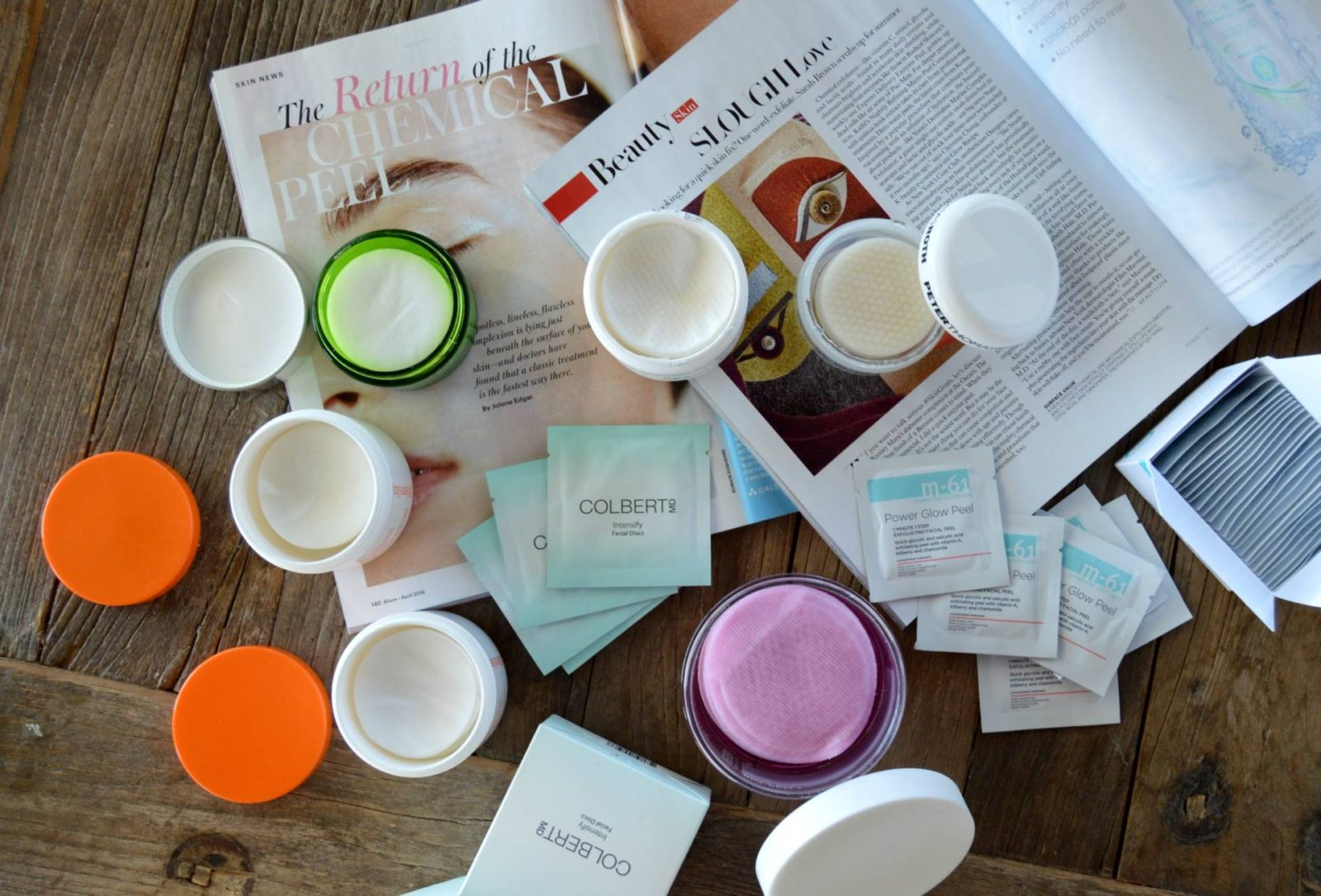 The Magic of Peel Pads – Use As Directed