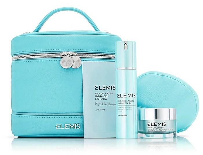 elemis pro collagen night time collection mothers day gift guide inhautepursuit review