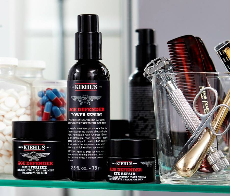 kiehls age defender skincare inhautepursuit fathers day gift guide