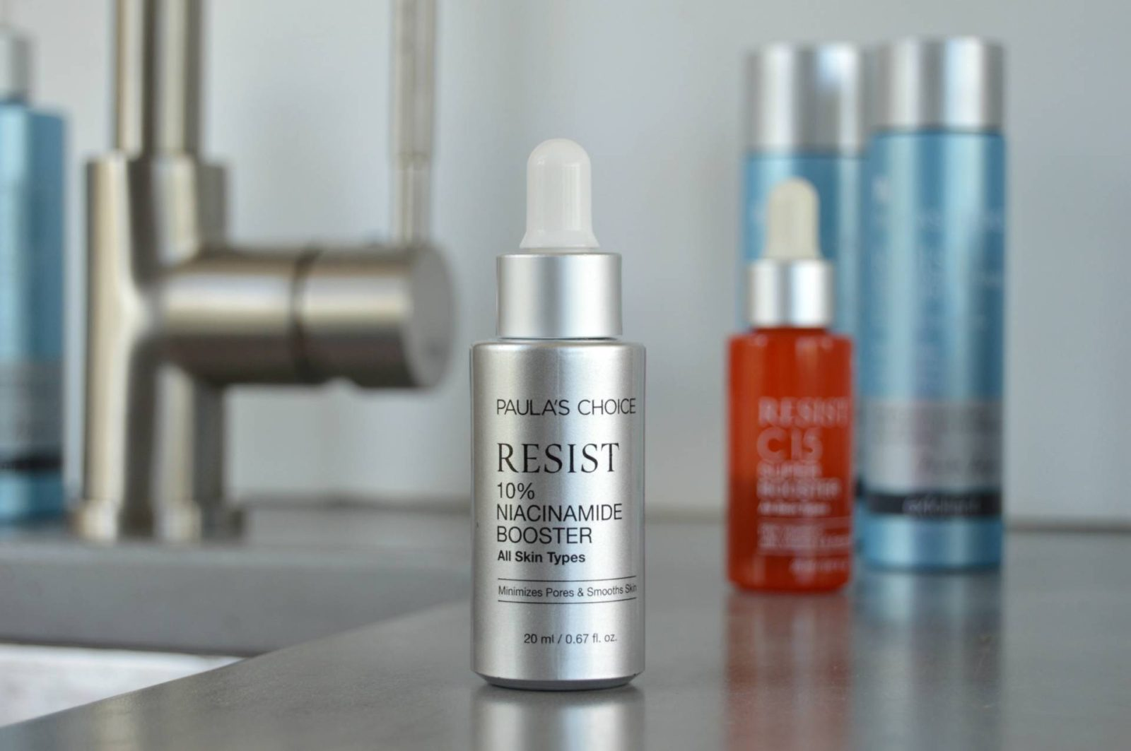 Paula's Choice Resist 10% Niacinamide Booster (Yes, you need it.)