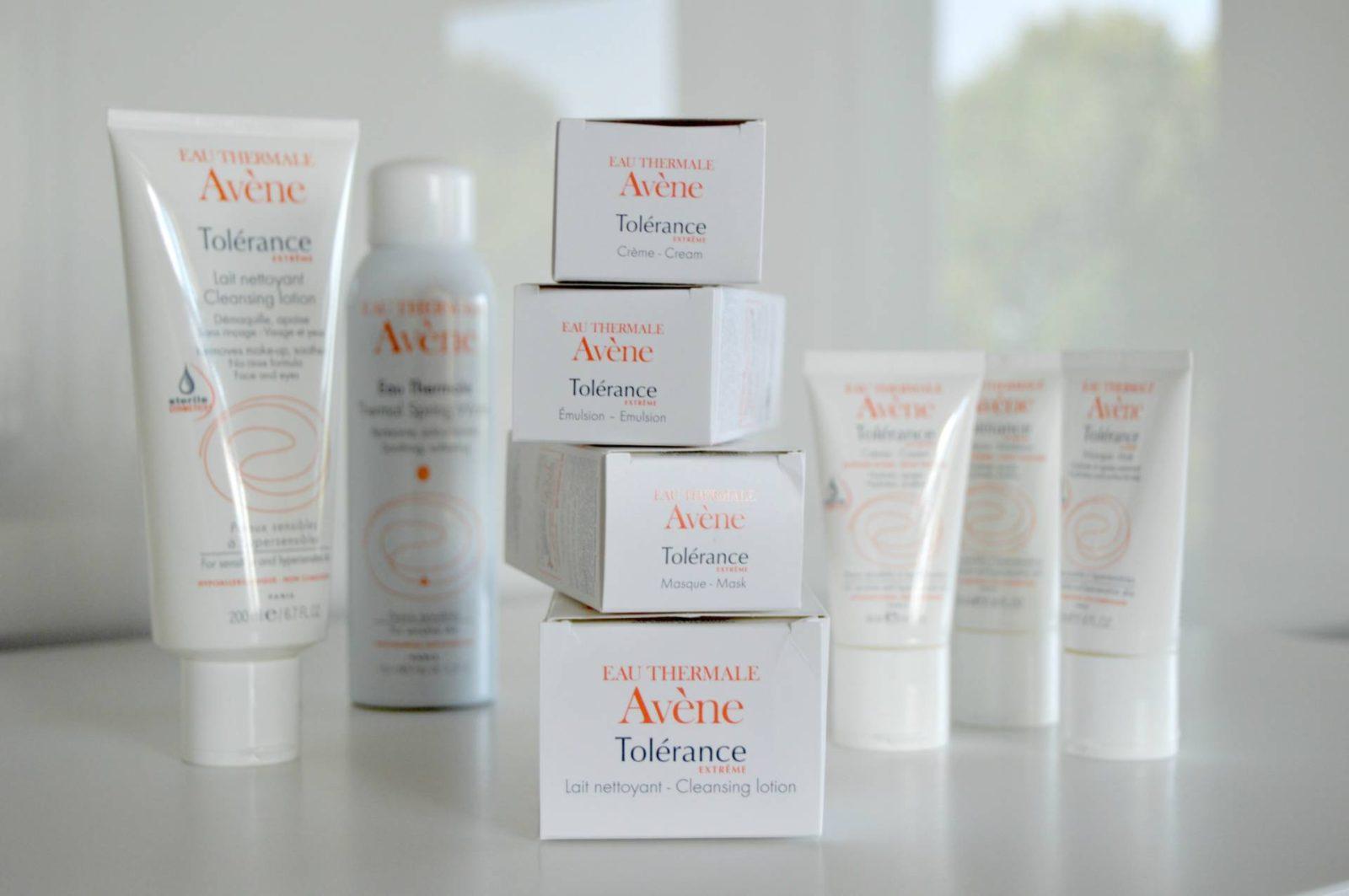 Avène Tolérance Extrême – Pure & Gentle Care for Sensitive Skin