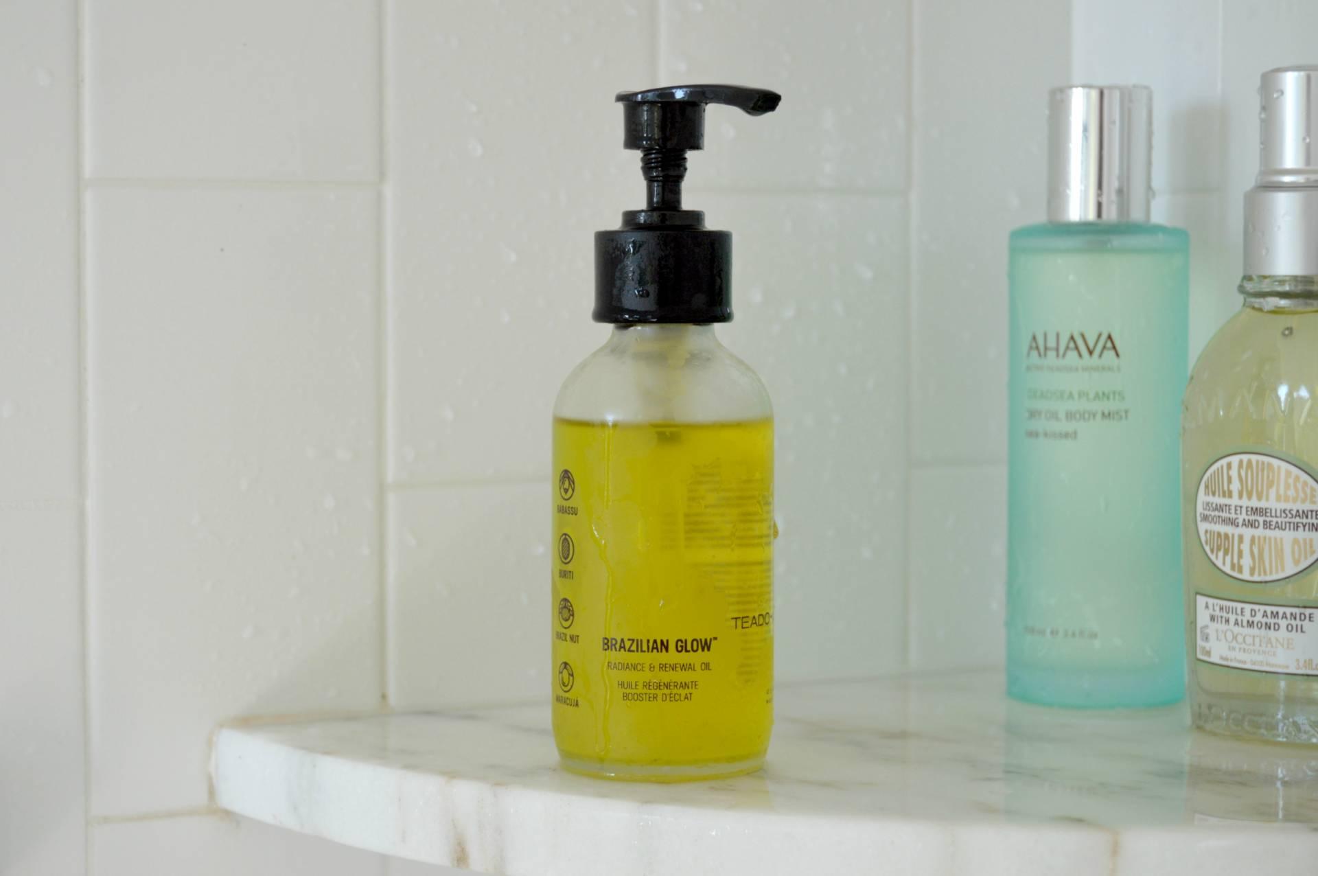 body oil brazilian glow teadora review inhautepursuit