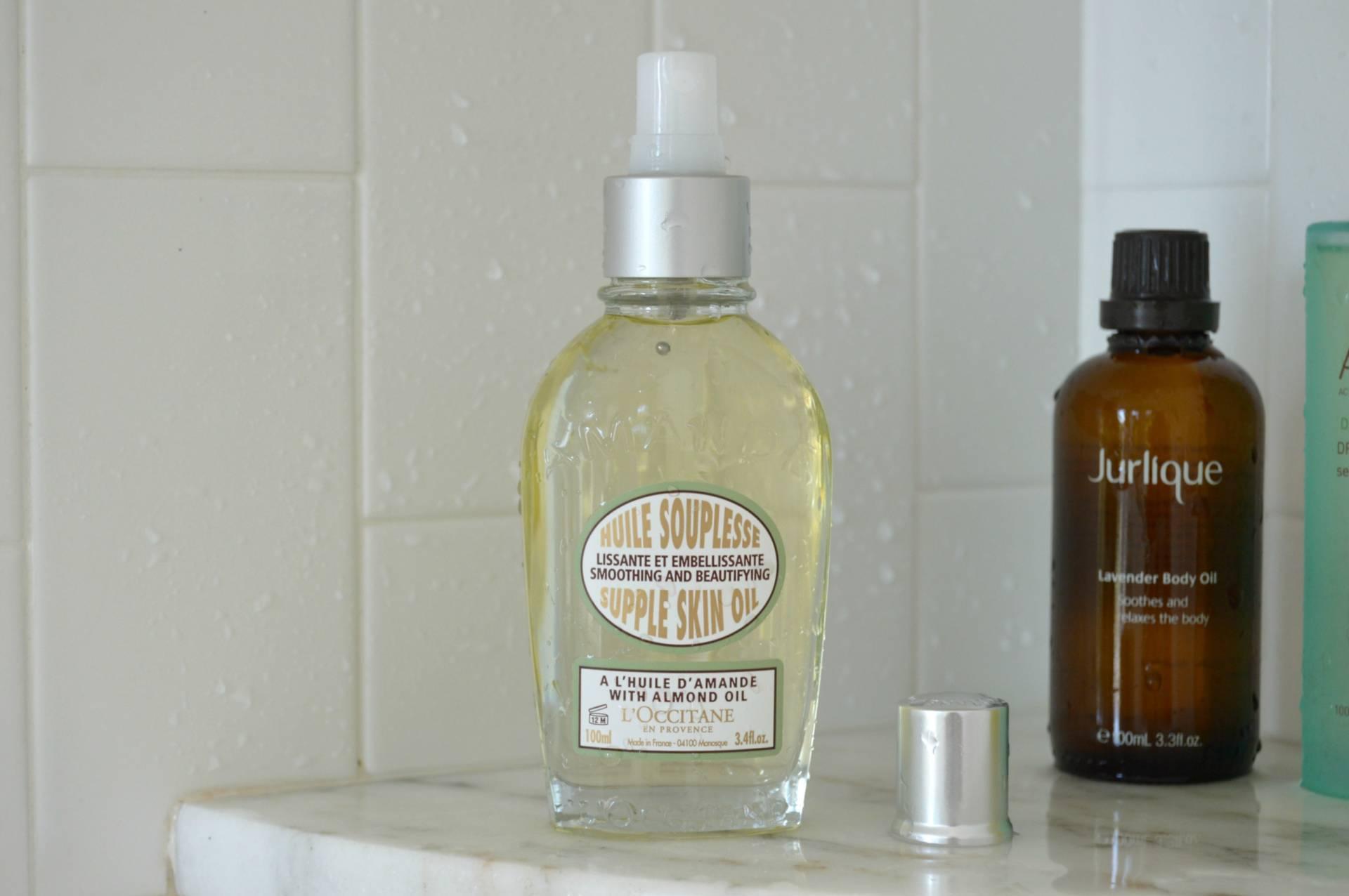 body oil loccitane review supple skin almond inhautepursuit