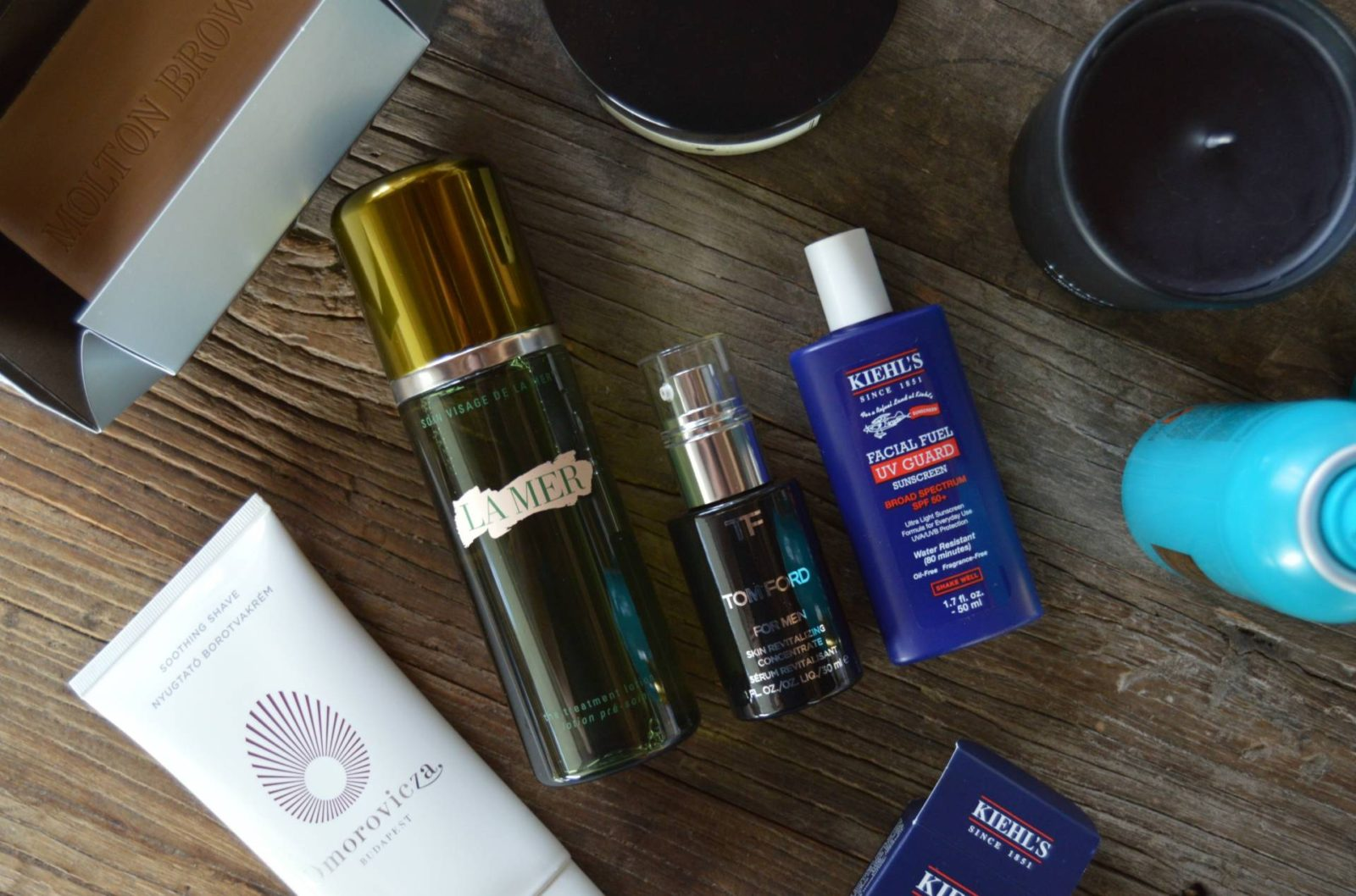 National Men's Grooming Day – Neiman Marcus x In Haute Pursuit