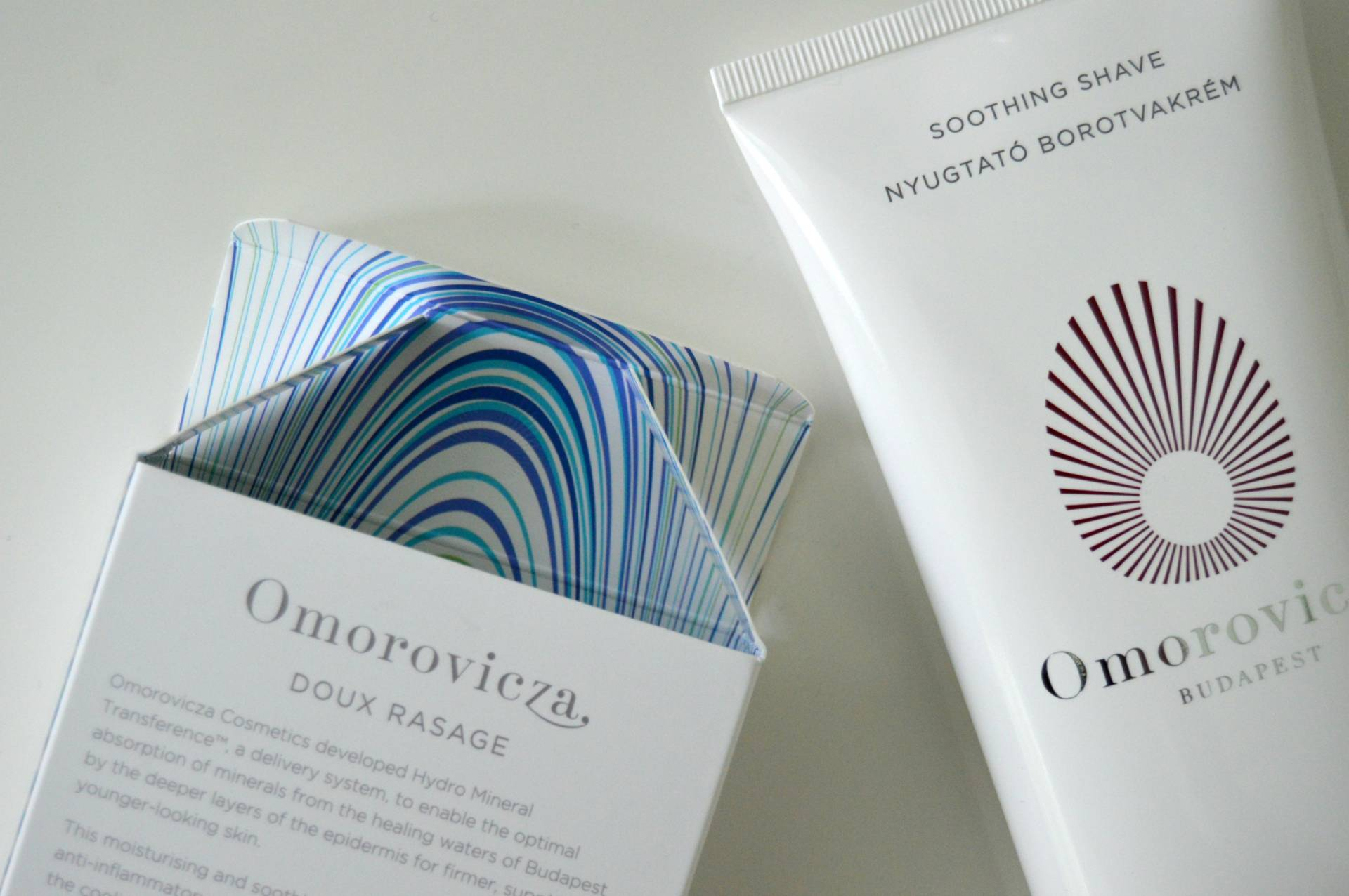 omorovicz soothing shave cream review inhautepursuit neiman marcus national mens grooming day