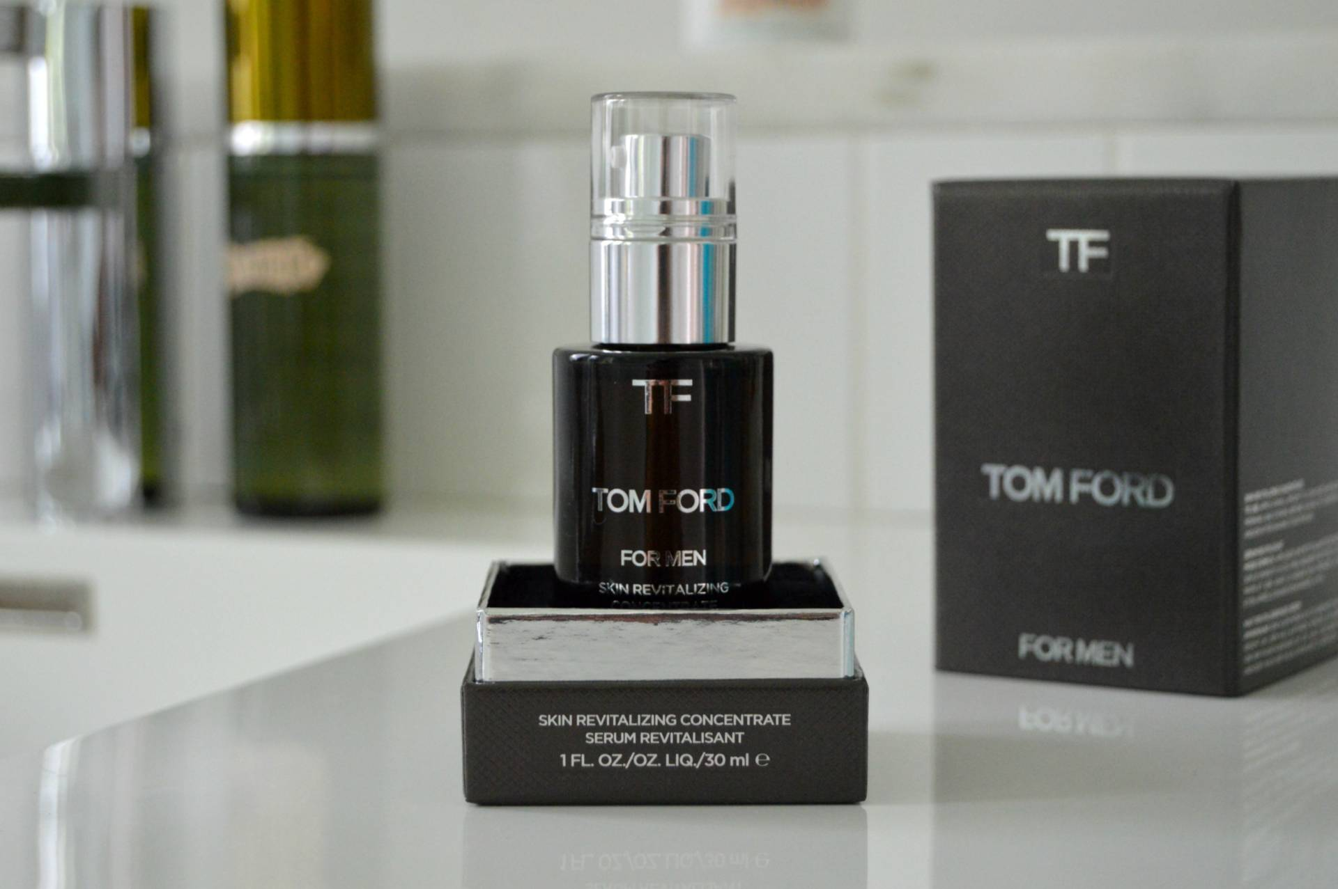 tom ford serum oil for men skincare review inhautepursuit neiman marcus national mens grooming day