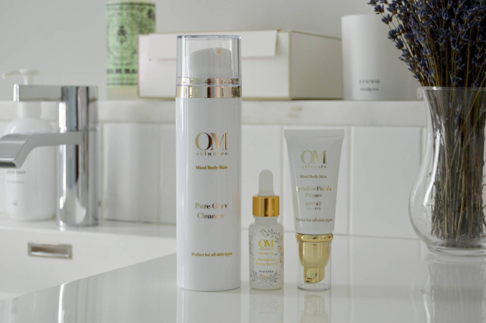 OM Skincare – 'Meditation' for your skin