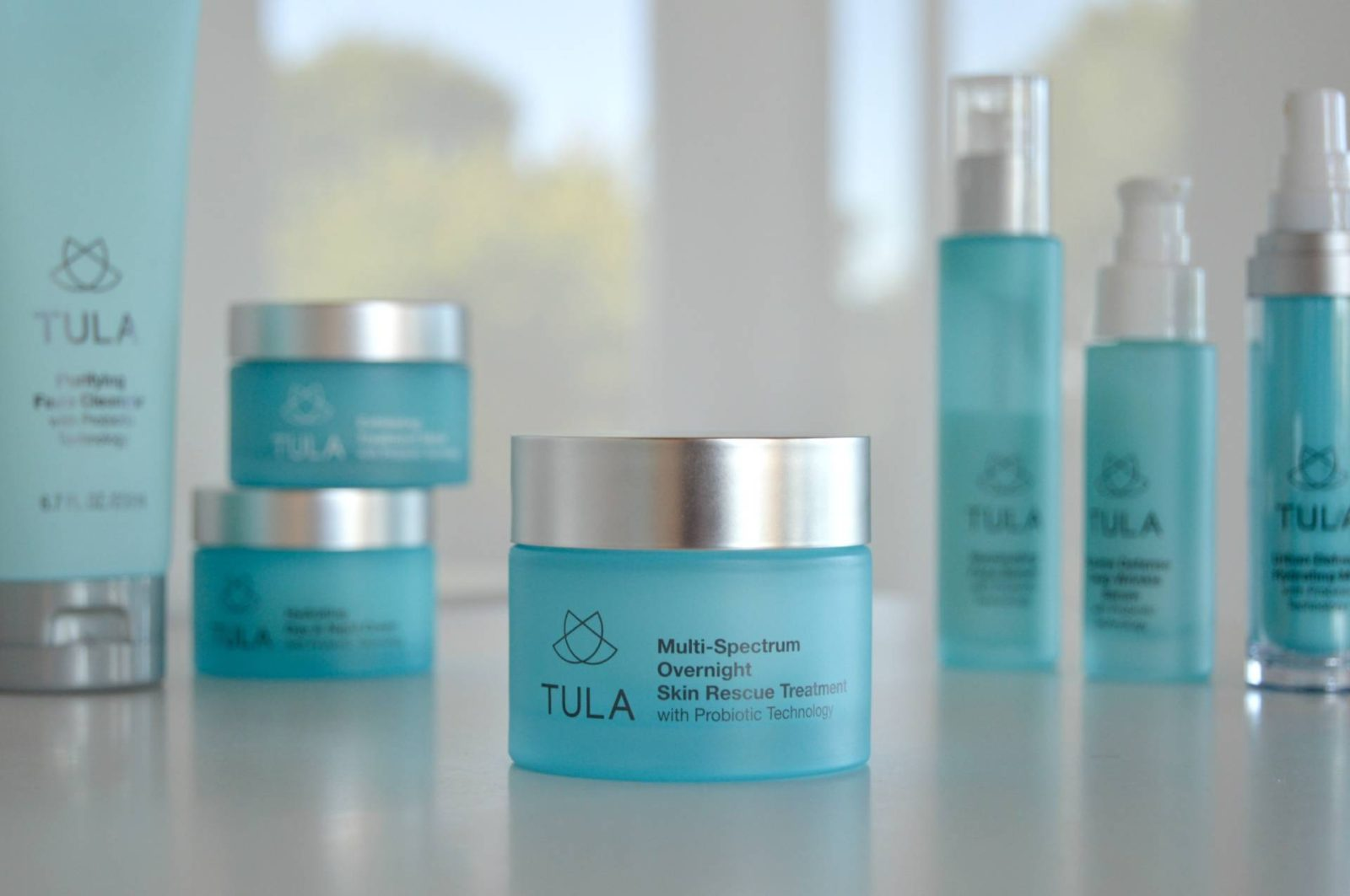 TULA Multi-Spectrum Overnight Skin Rescue Treatment Launches Today & a very $pecial offer inside…