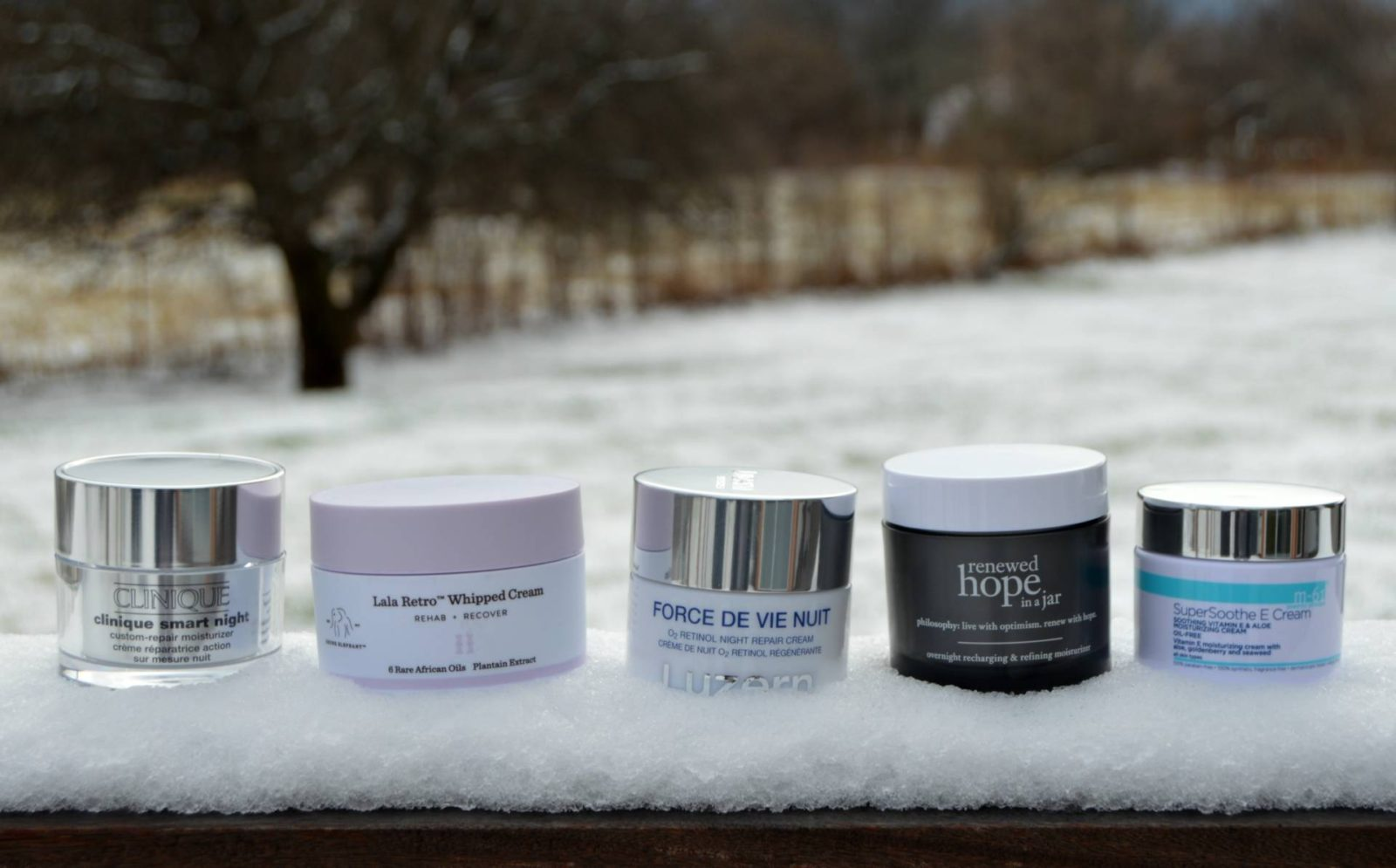 Winter Skin Care: Face Creams My Combo/Dehydrated Complexion Loves