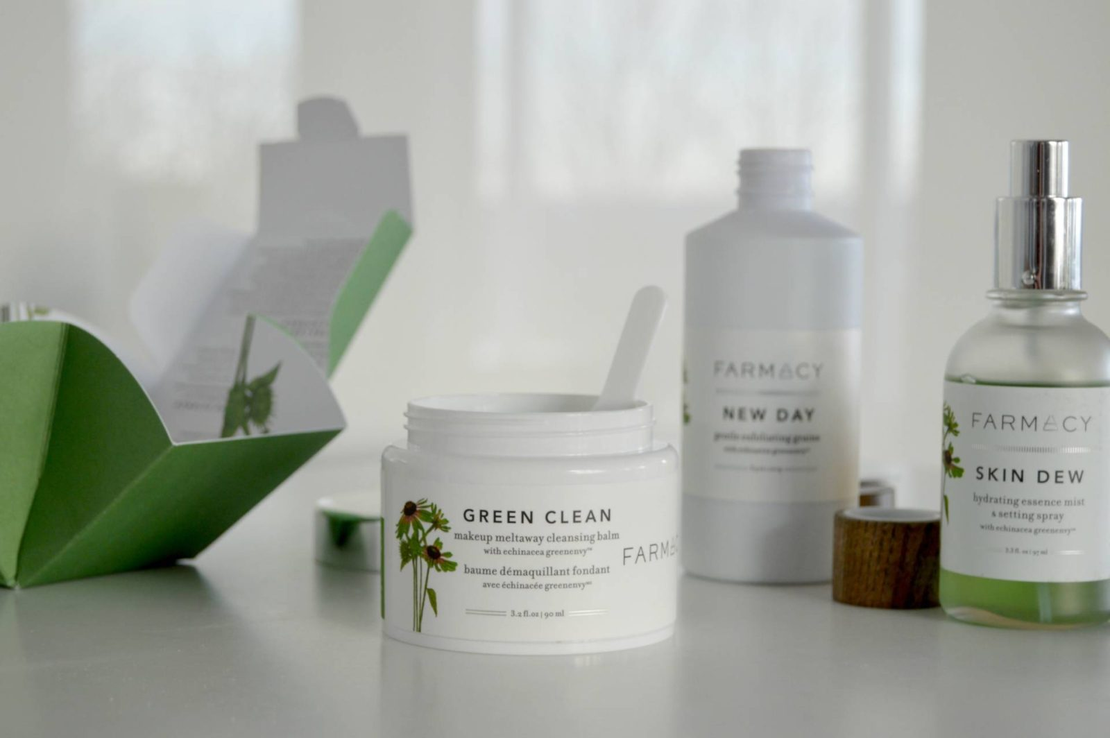 More Farmacy Newness: Green Clean Makeup Meltaway Cleansing Balm