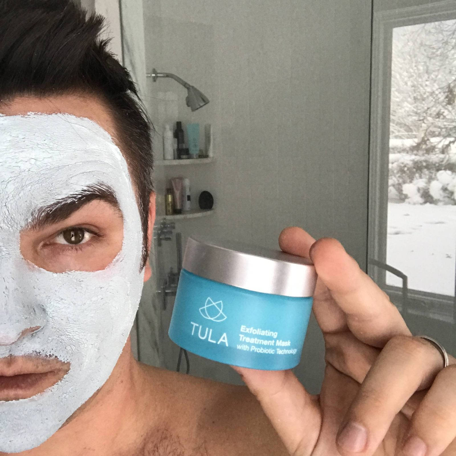 Ready in 5 ft. TULA Exfoliating Treatment Mask & Exclusive Holiday Offer