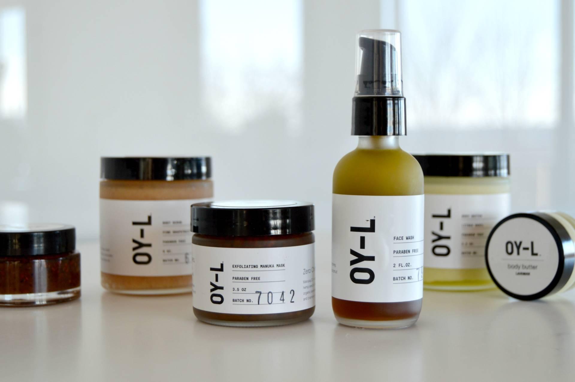 100% natural skincare