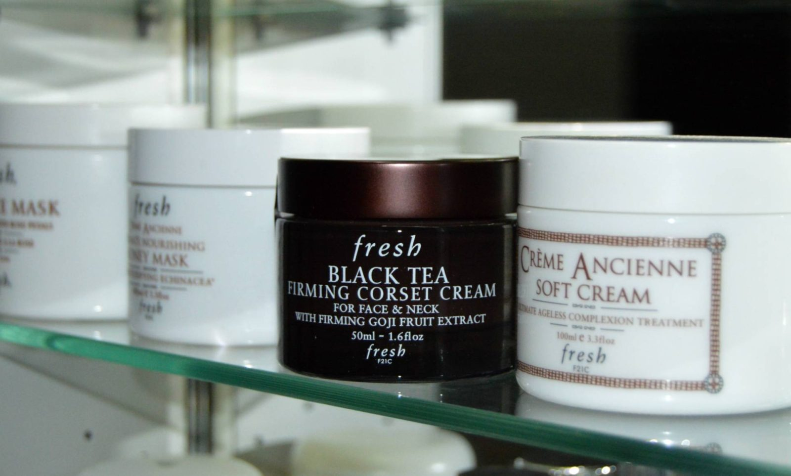 Fresh Black Tea Firming Corset Cream – Post Holiday Feels