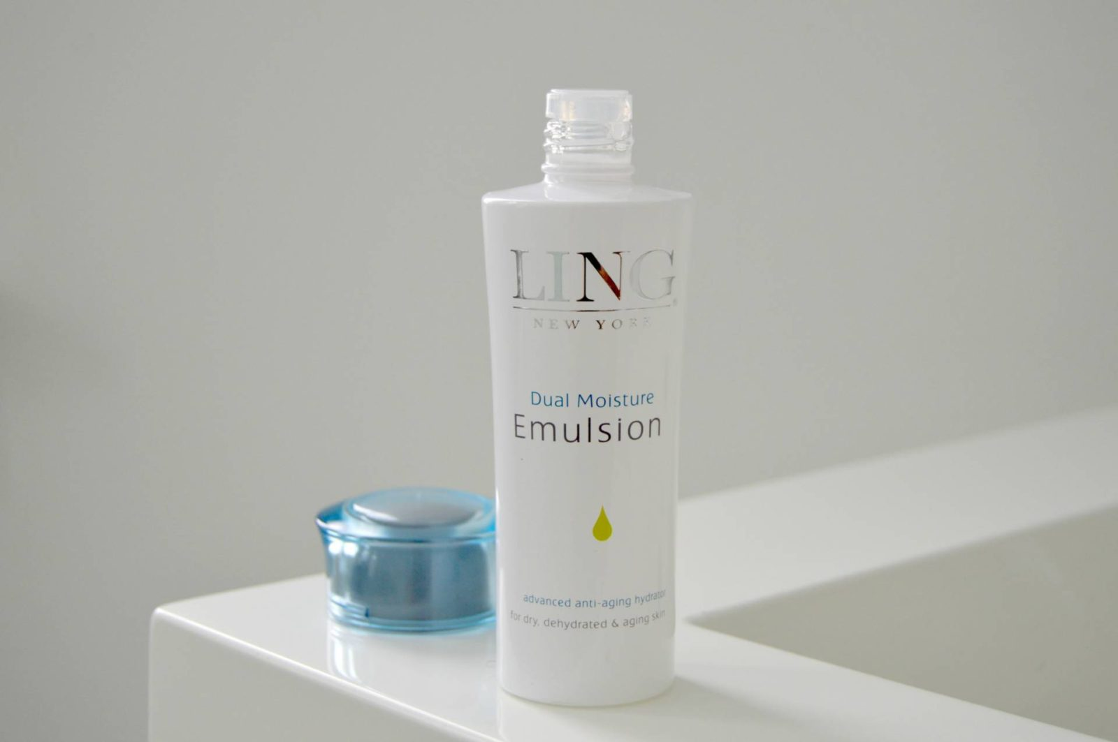 What your skin needs now: LING Dual Moisture Emulsion