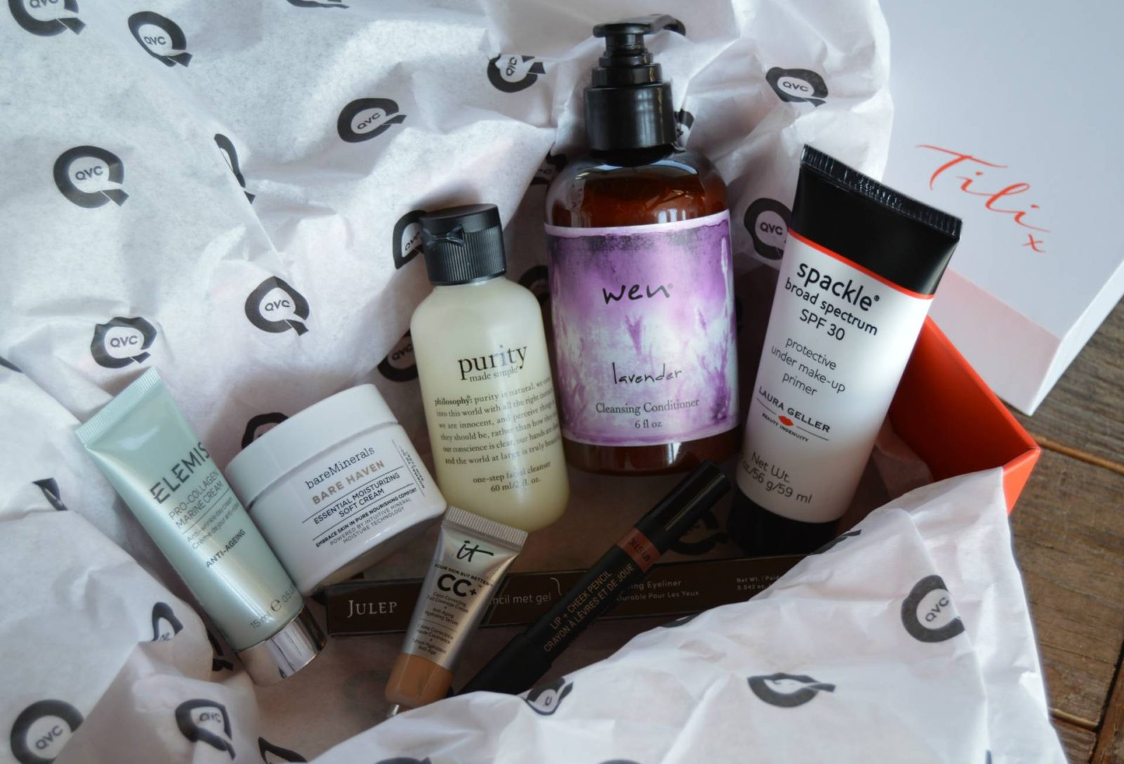 <b>TILI:</b> Try It, Love It – The (non-subscription) Beauty Box QVC Just Launched