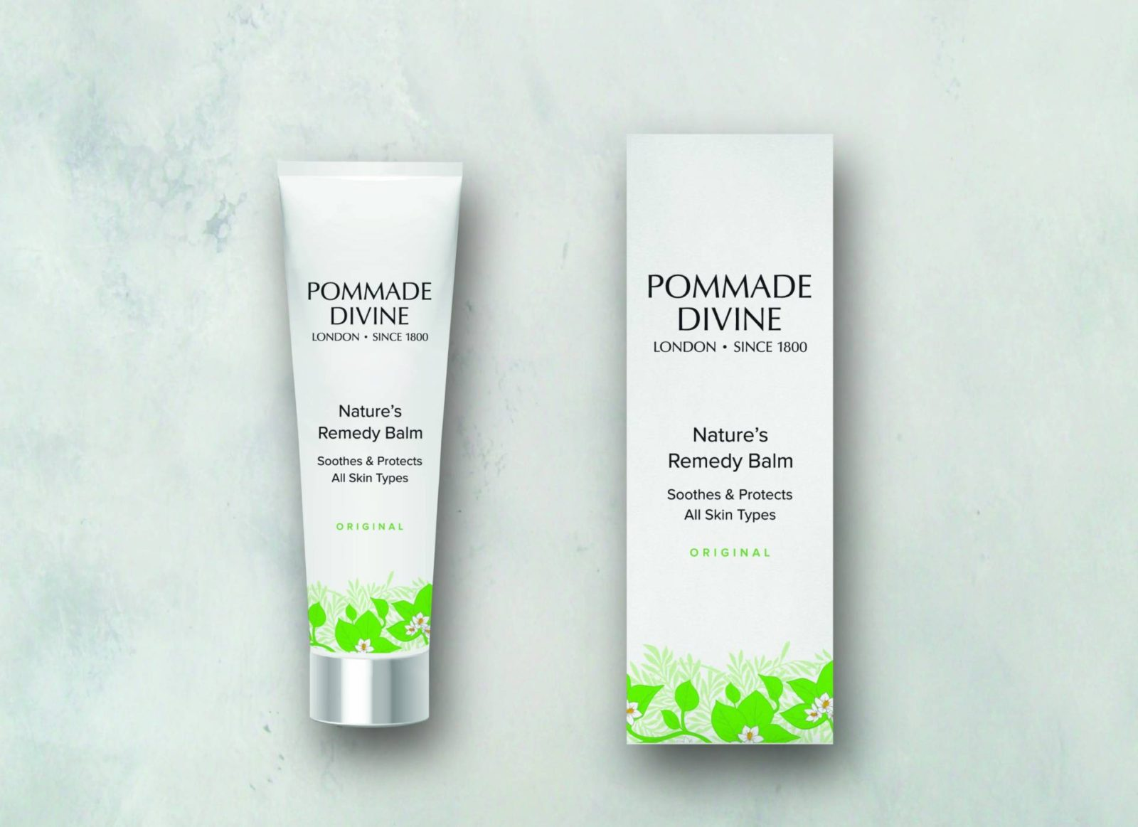 Pommade Divine – Travel Size Tube Crowdfunding Project