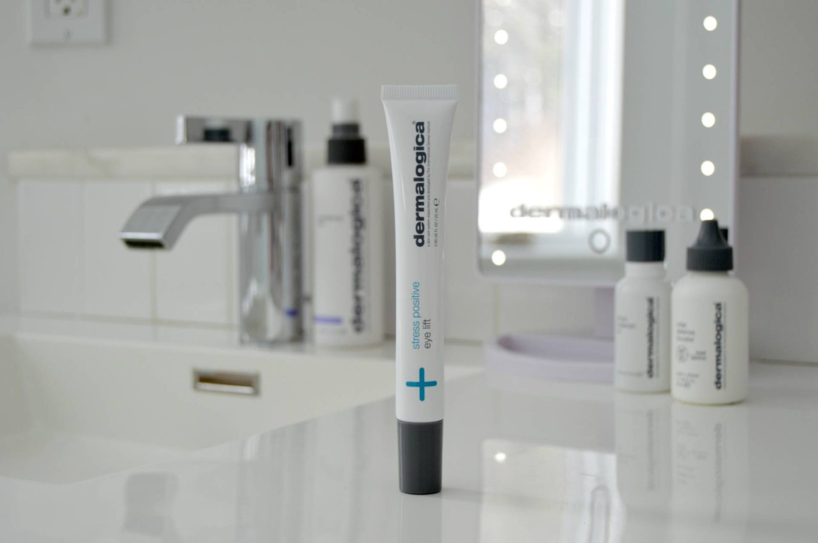 Dermalogica Stress Positive Eye Lift (your new travel must-have)