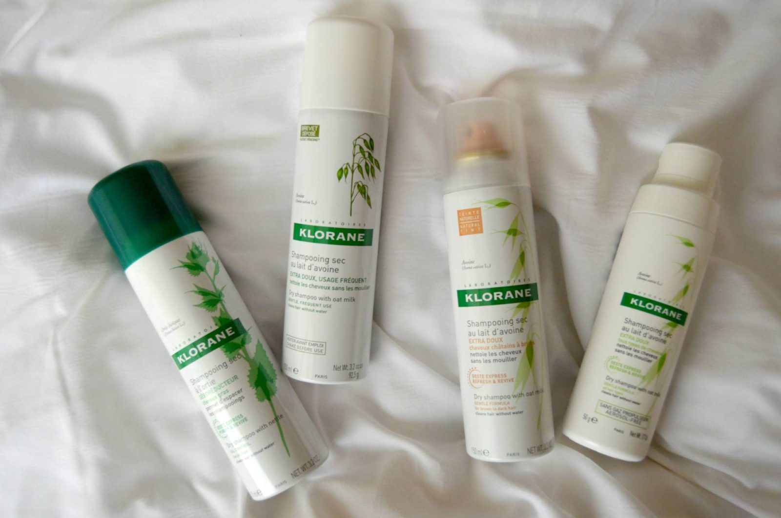 National Dry Shampoo Day Klorane Giveaway!